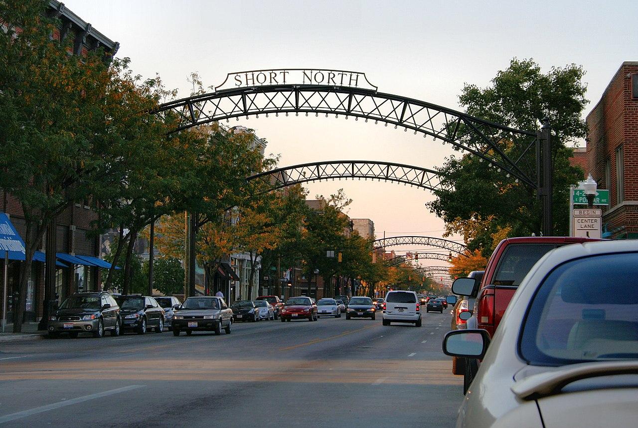 Short North, Columbus OH
